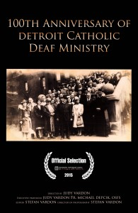 100th Anniversary of Detroit Catholic Deaf Ministry