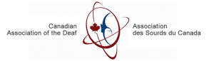 Canadian Association of the Deaf-Association des Sourds du Canada