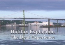 Halifax Explosion: The Deaf Experience